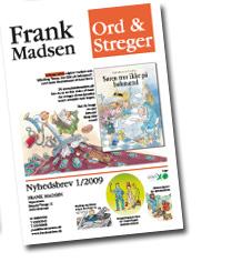 KLIK OG LÆS tegnestuens nyhedsbrev 2009