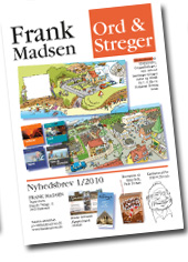 KLIK OG LÆS tegnestuens nyhedsbrev 2010