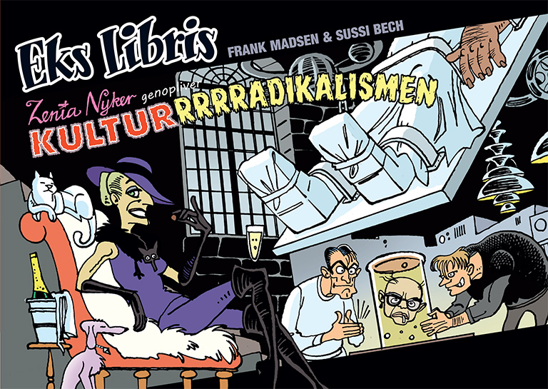 Satireserie: Eks Libris