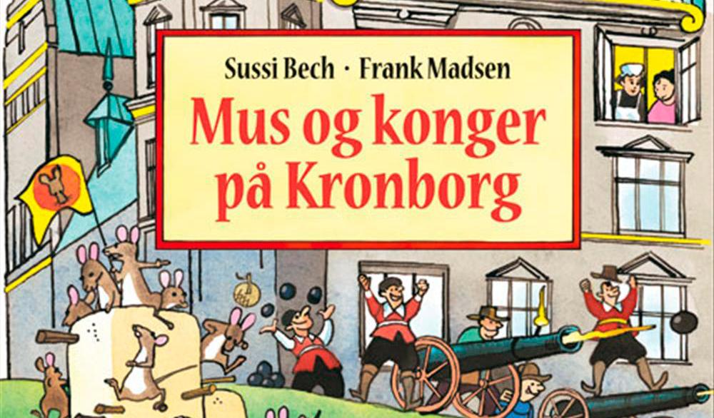 Mus og konger på Kronborg