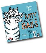 Click to buy Kitty With The Big Balls