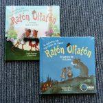 Ratón Olfatón: Snus Mus-bøgerne udgivet i Chile