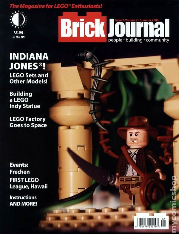 Jim Spaceborn interview with Frank Madsen Brick Journal vol 2 2008