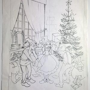 Juleønsket af Sussi Bech