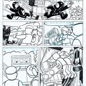 LEGO Jim Spaceborn comic comics